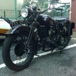 イギリス制のバイクの車検