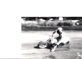 車検を受けてのバイクレース