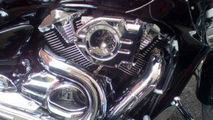 M109Rエンジン