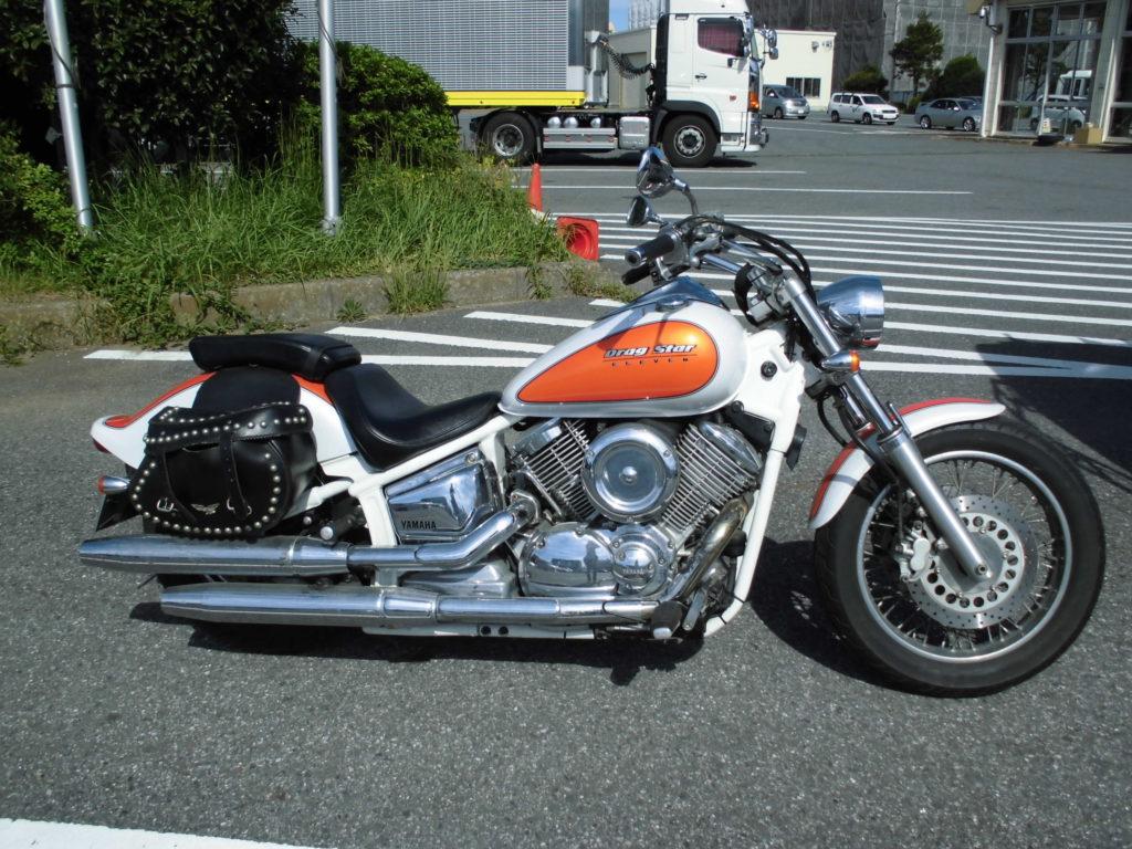 ノーマルバイク、ドラックスター1100