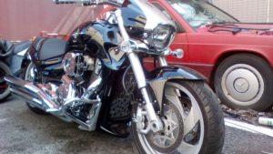 ユーザー車検・バイク車検M109Rブルーバード1800cc