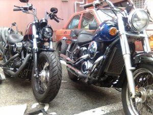 ハーレーダビットソンスポーツスター1200ccバイク積載可能車両